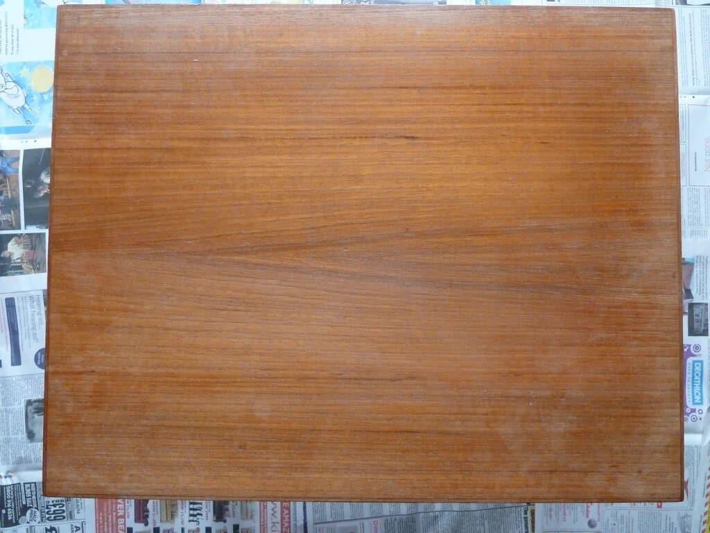 comment rénover un meuble en bois - 3