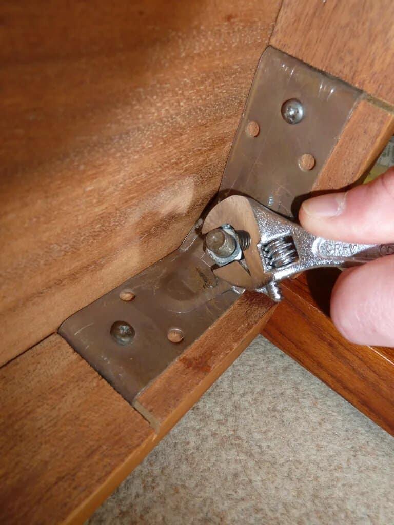 comment rénover un meuble en bois - 6
