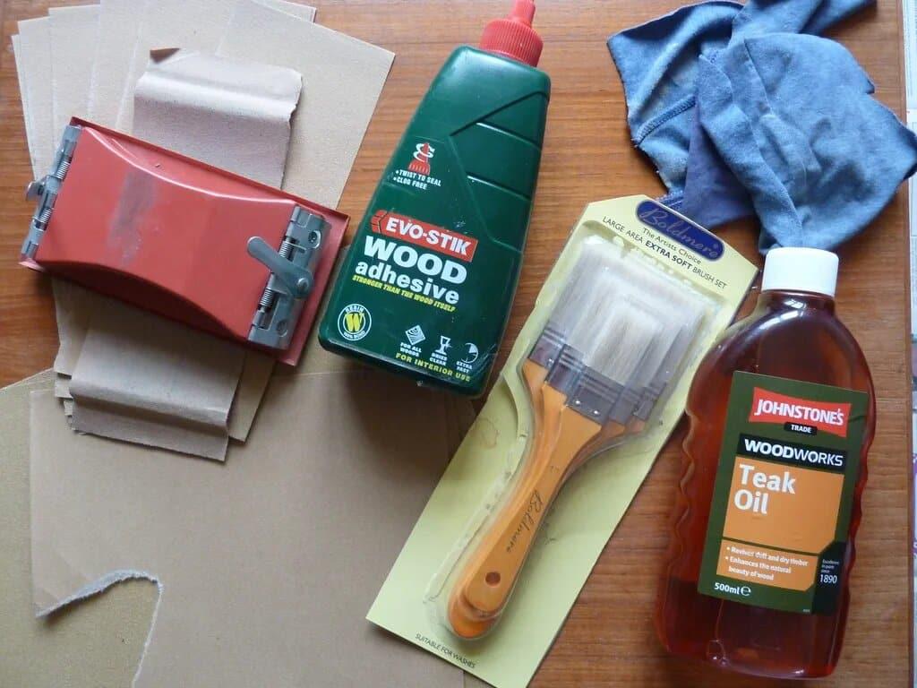 Comment rénover un meuble en bois