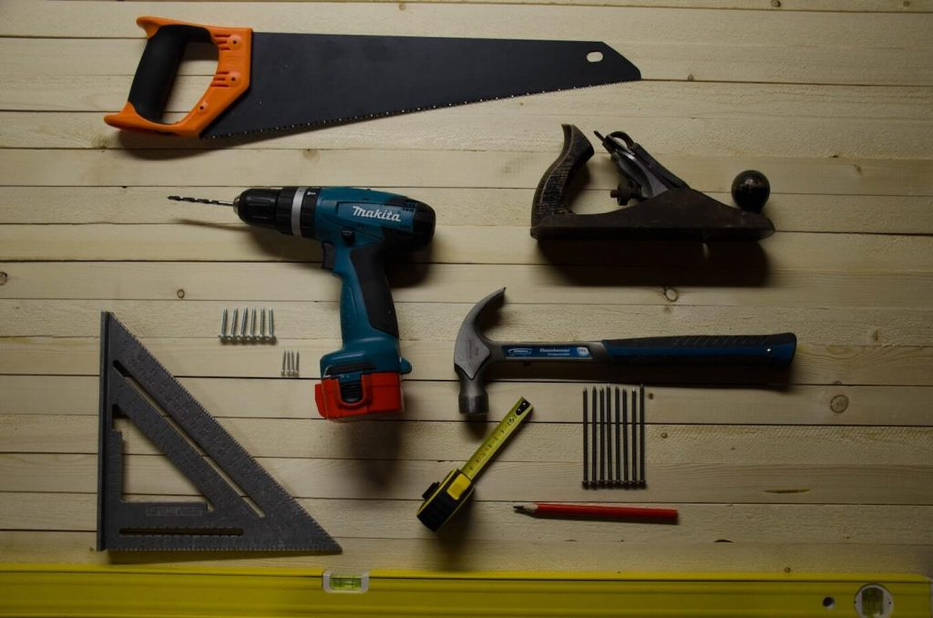 Les outils pour la rénovation de votre maison
