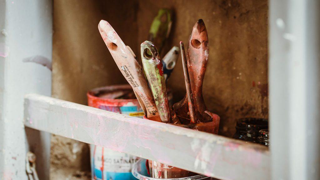 peinture mur intérieur1