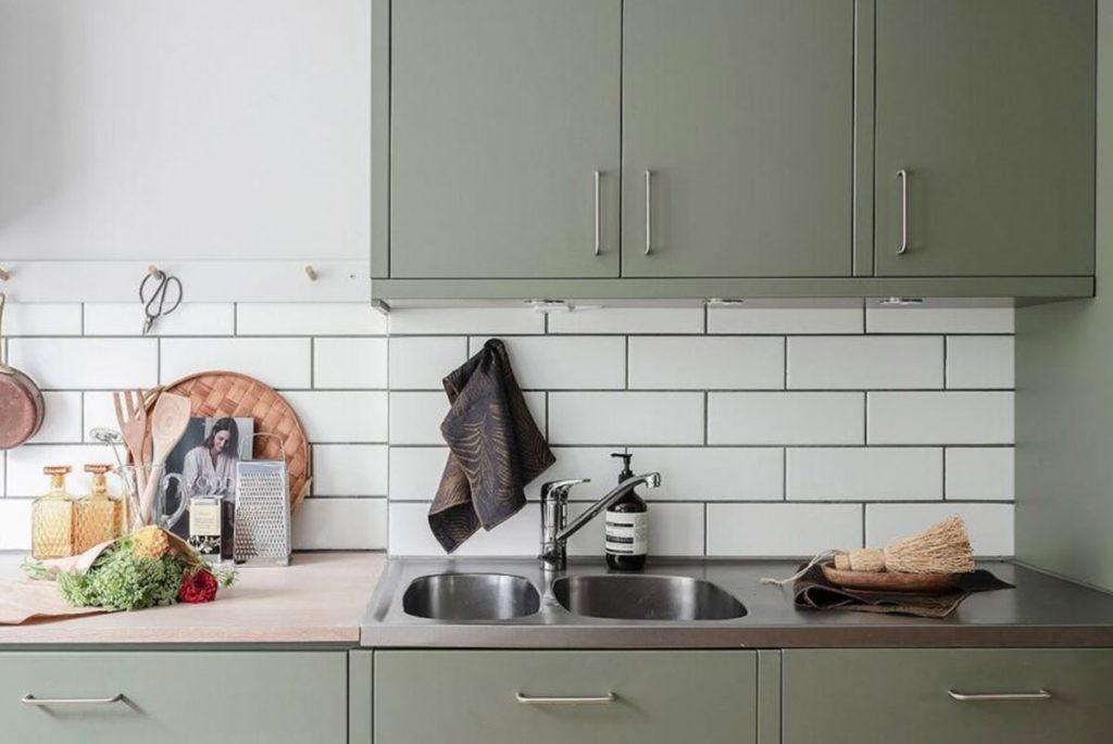 Couleurs des murs pour une cuisine moderne 1