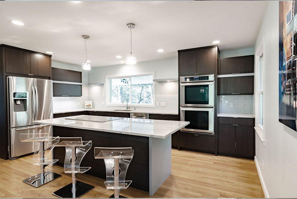 Couleurs des murs pour une cuisine moderne 2