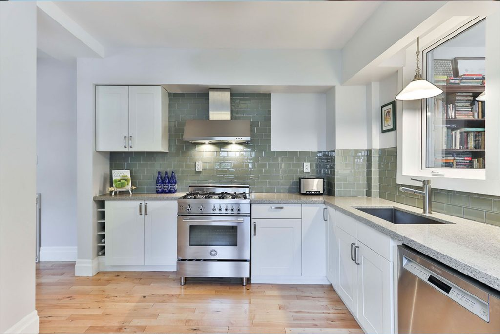 Couleurs des murs pour une cuisine moderne 3